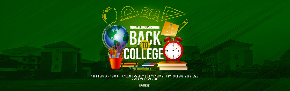 Back To College 2019