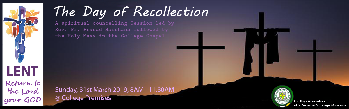 Day of Recollection 2019