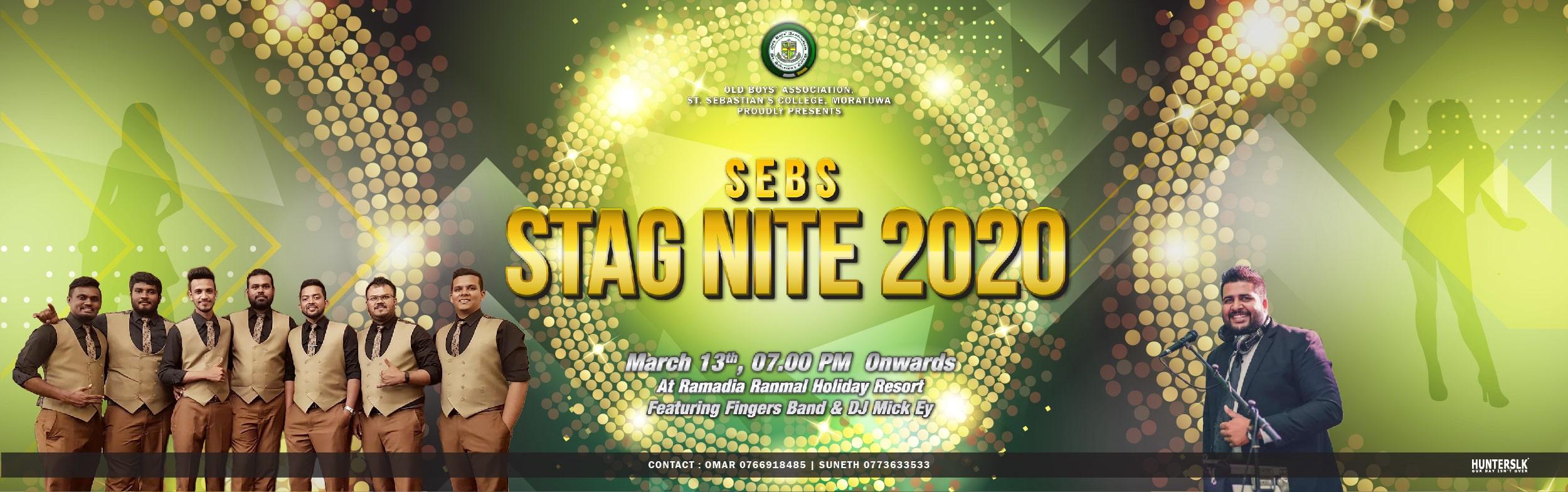 SEBS StagNite 2020