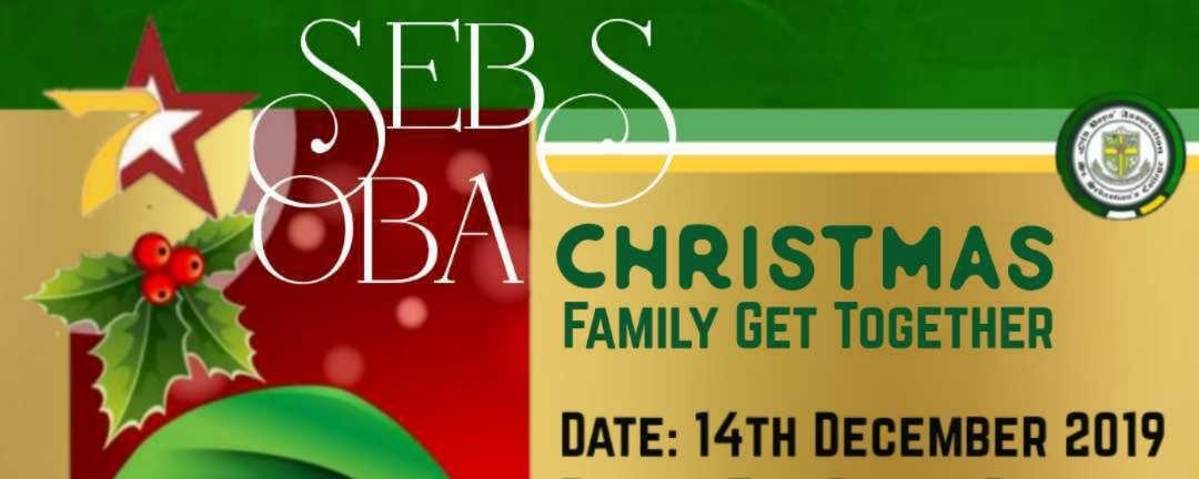 OBA Christmas Party 2018